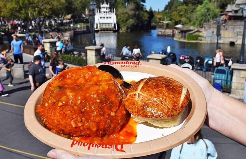 The Very Best Vegetarian Food at Disneyland Resort - Gumbo