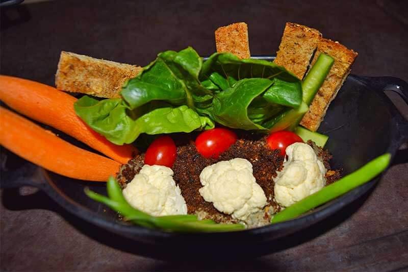 The Very Best Vegetarian Food at Disneyland Resort - Dippers