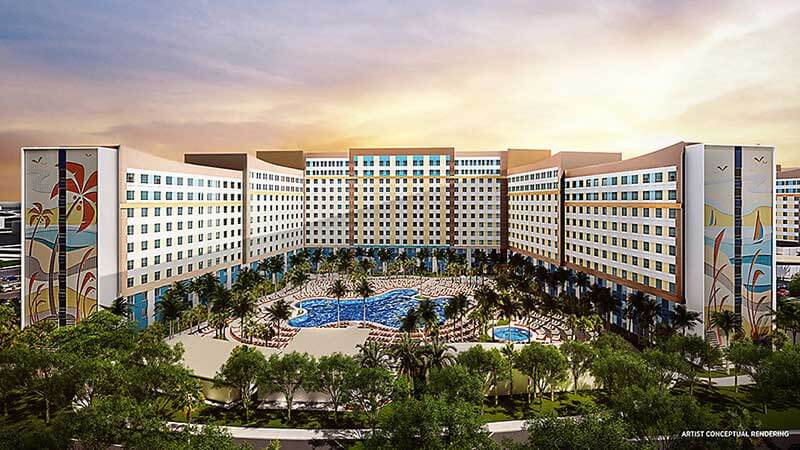 Ahoy! Universal Orlando Resort's Newest Hotel Has an Opening Date