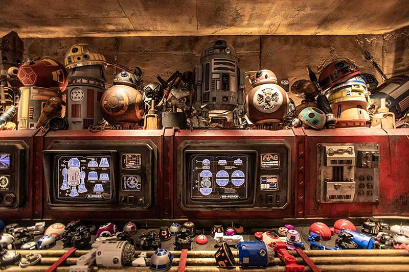 Star Wars: Galaxy's Edge - Droid Depot