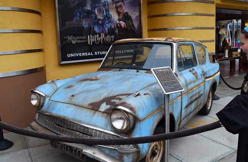 Hidden Gems of The Wizarding World of Harry Potter at Universal Studios Hollywood
