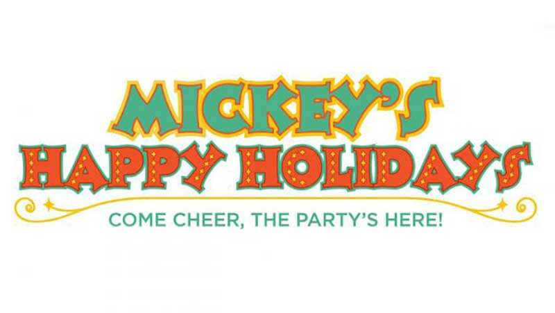 ~Hoppy~ Holiday Celebrations Begin at Disney Parks Today!