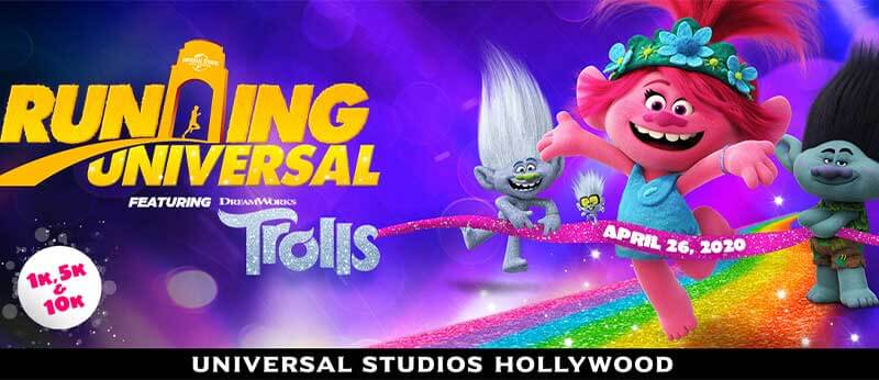 What's Coming to Disneyland and Universal in 2020 and Beyond - Trolls Race