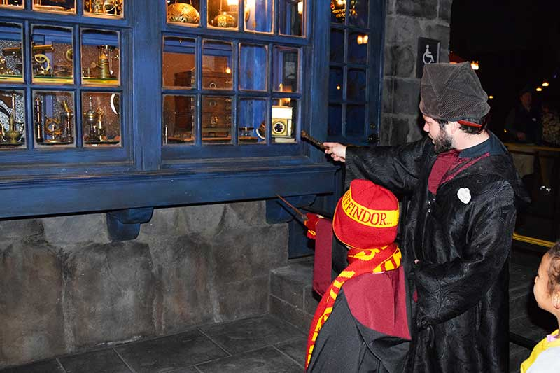 ∼Toadally∼ Cool Wizarding World of Harry Potter Spells at Universal Studios Hollywood