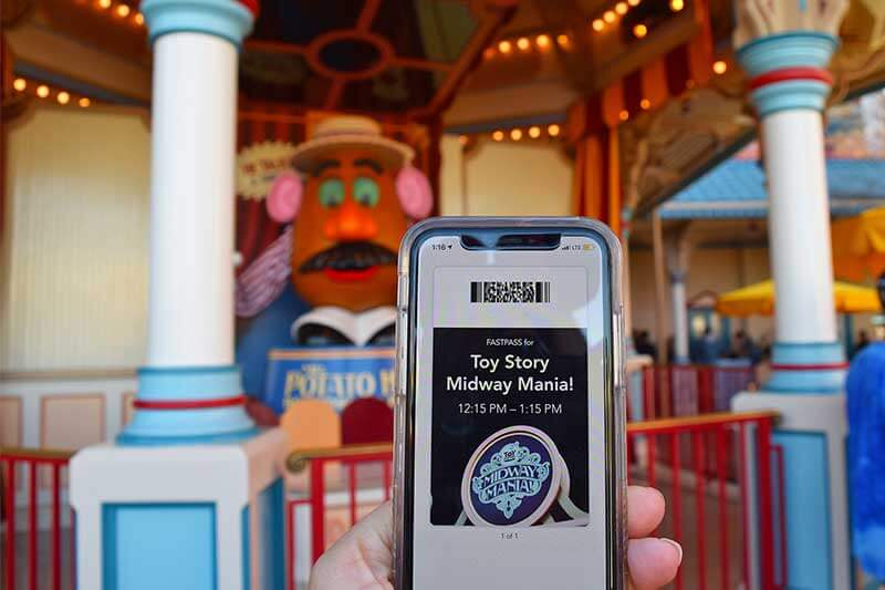 How to Take Disney MaxPass to the Max!-MaxPass for Toy Story