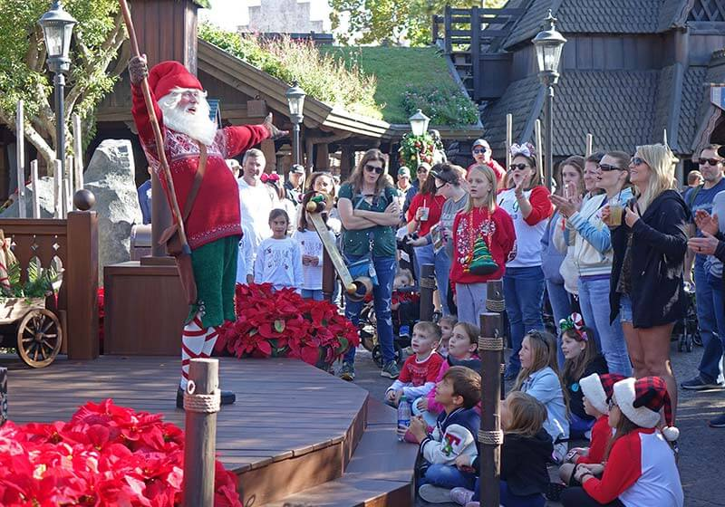 Epcot Festival of the Holidays 2019 - Norway Holiday Storyteller