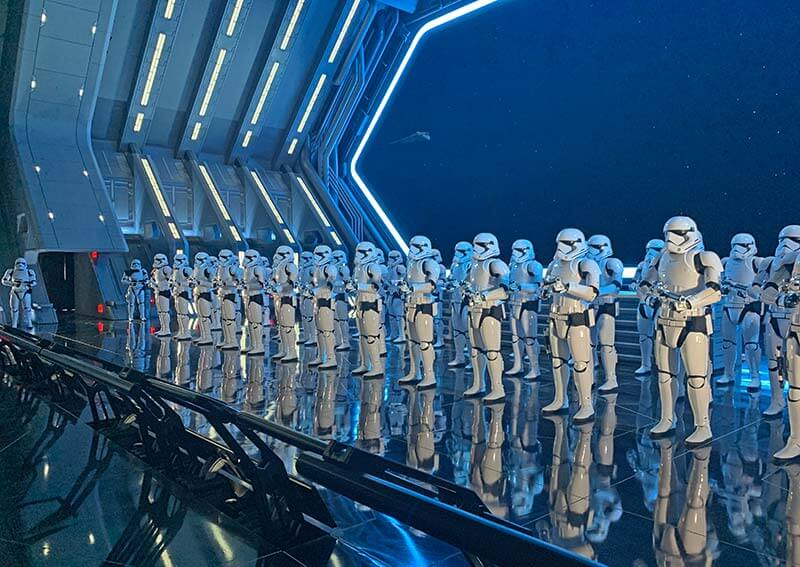 How to Use the Virtual Queue for Star Wars: Rise of the Resistance at Disney's Hollywood Studios