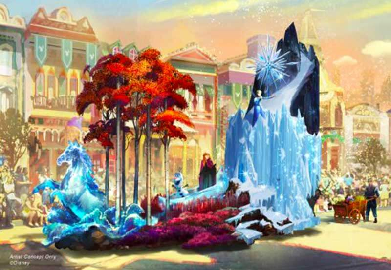 What's Coming to Disneyland and Universal in 2019 and Beyond - Magic Happens parade