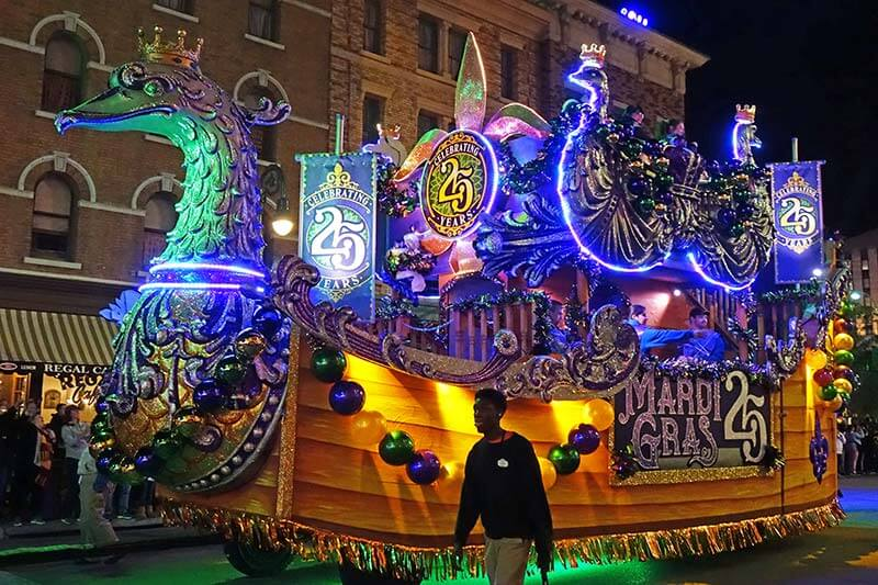 Let the Good Times Roll! Mardi Gras Is Actually Returning to Universal Orlando