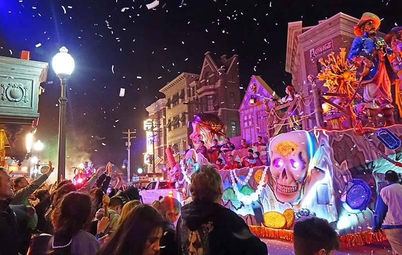 Let the Good Times Roll! Universal Orlando Mardi Gras Returns Feb. 5, 2022