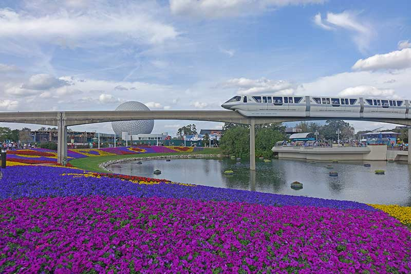 What's Blooming at EPCOT International Flower and Garden Festival 2020