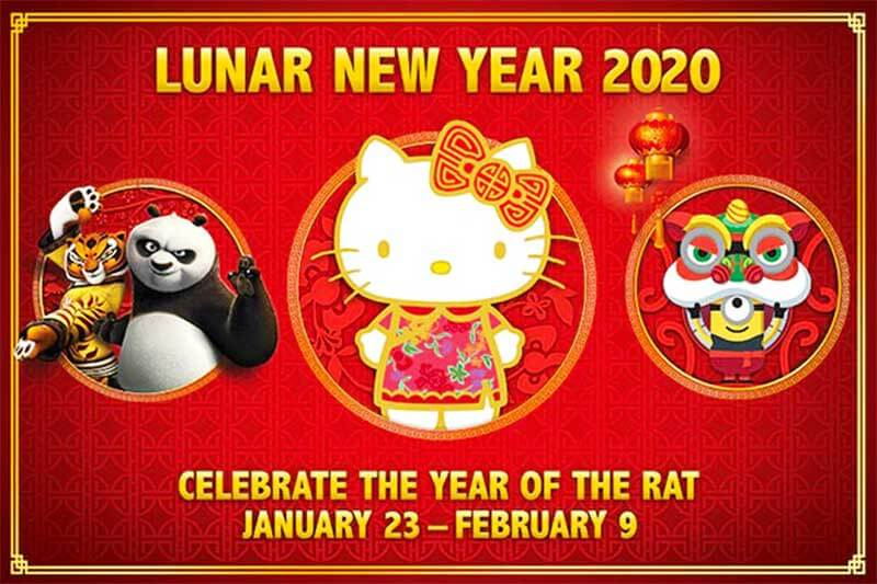 What's Coming to Disneyland and Universal in 2020 and Beyond - Lunar New Year