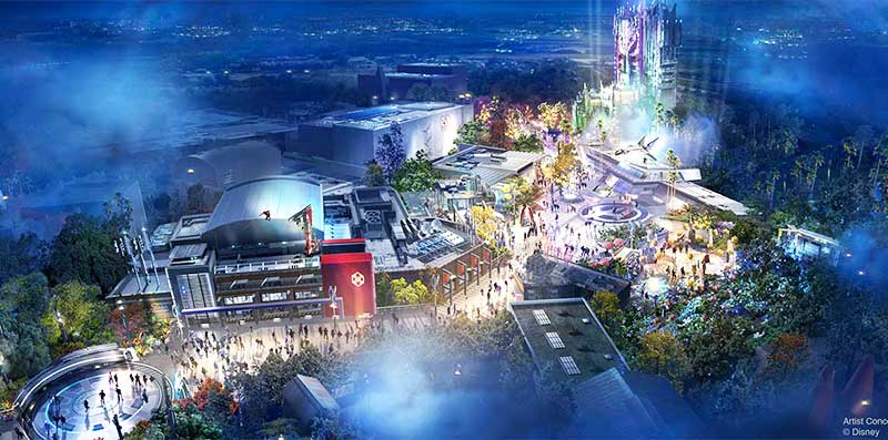 Full ~Frogtastic~ Guide to Disneyland Events in 2020-Avengers Campus
