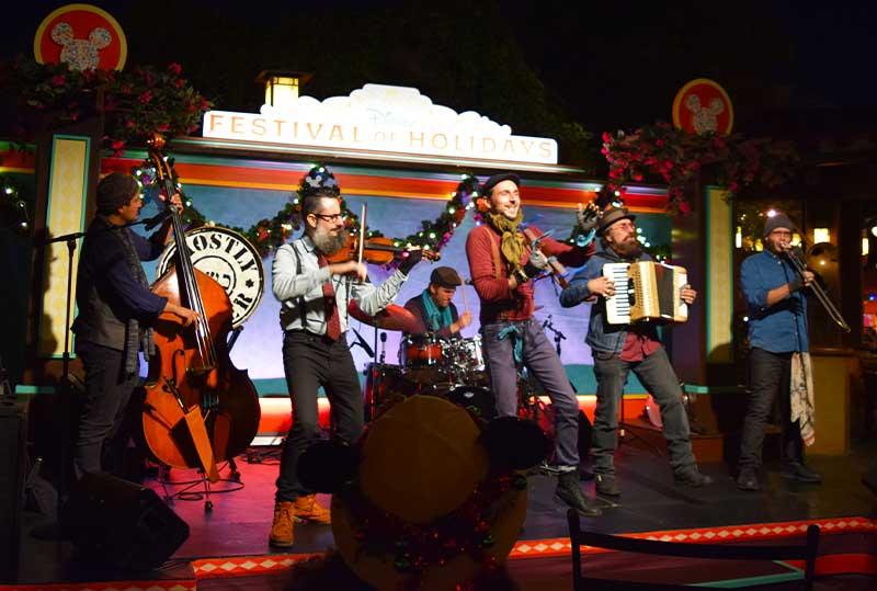Disney's Festival of Holidays-mostly kosher