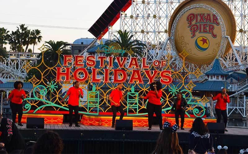 Disney's Festival of Holidays-sound