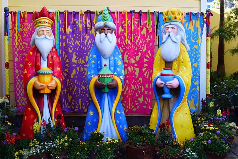 Disney's Festival of Holidays-three kings