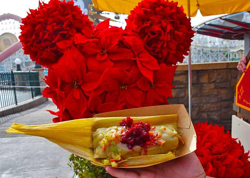 Disney's Festival of Holidays-tamale
