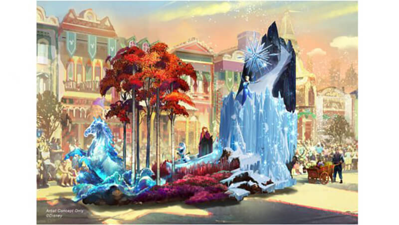 All-New Disneyland Parade, 'Magic Happens,' Will Debut in February 2020