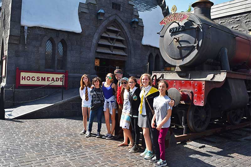 A Muggle's Guide to the Wizarding World of Harry Potter California