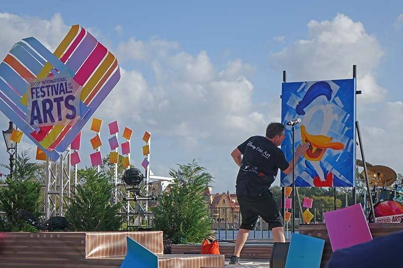 Our Colorful Guide to Epcot International Festival of the Arts 2020