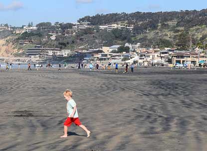~Toadally~ Terrific Family-Friendly Beaches in San Diego