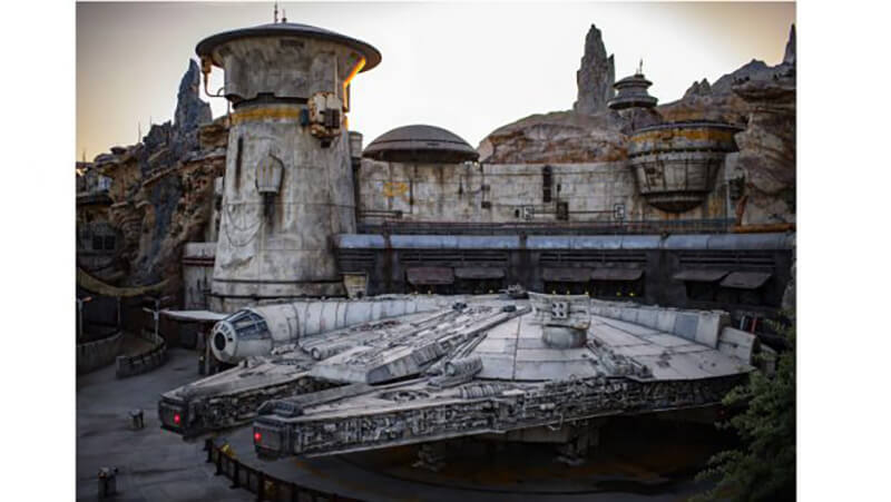 'Punch It' to My Disney Experience! FastPass+ Reservations Now Available for Millennium Falcon: Smugglers Run at Disney's Hollywood Studios