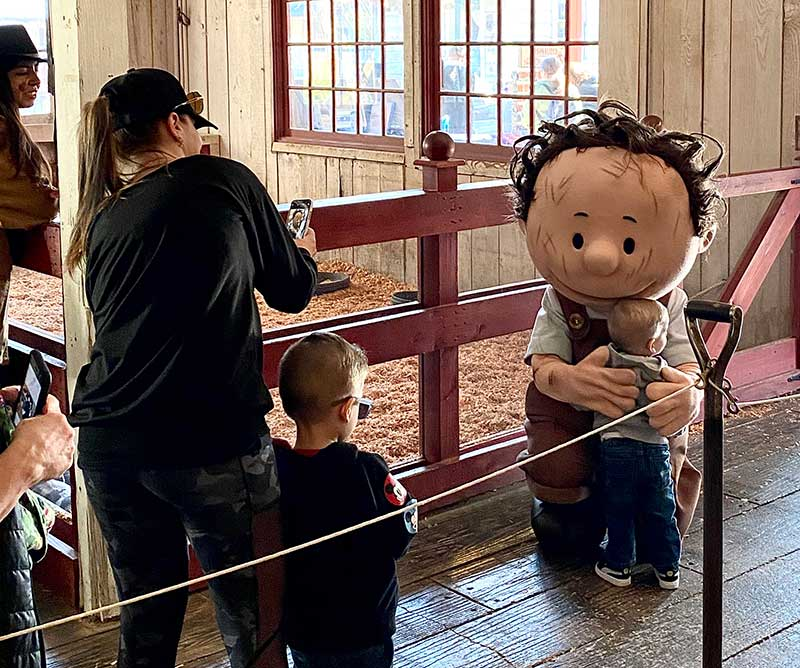 Everything You Need to Know for PEANUTS Celebration at Knott's Berry Farm