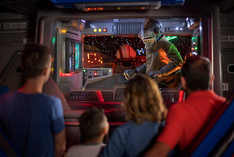 Hang onto Your Ears! Star Wars: Rise of the Resistance Has Launched at Disneyland Park