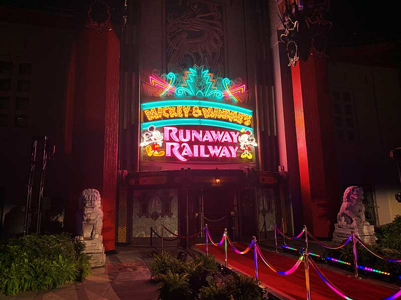 Disney's Hollywood Studios FastPass+ Attractions and Entertainment Options