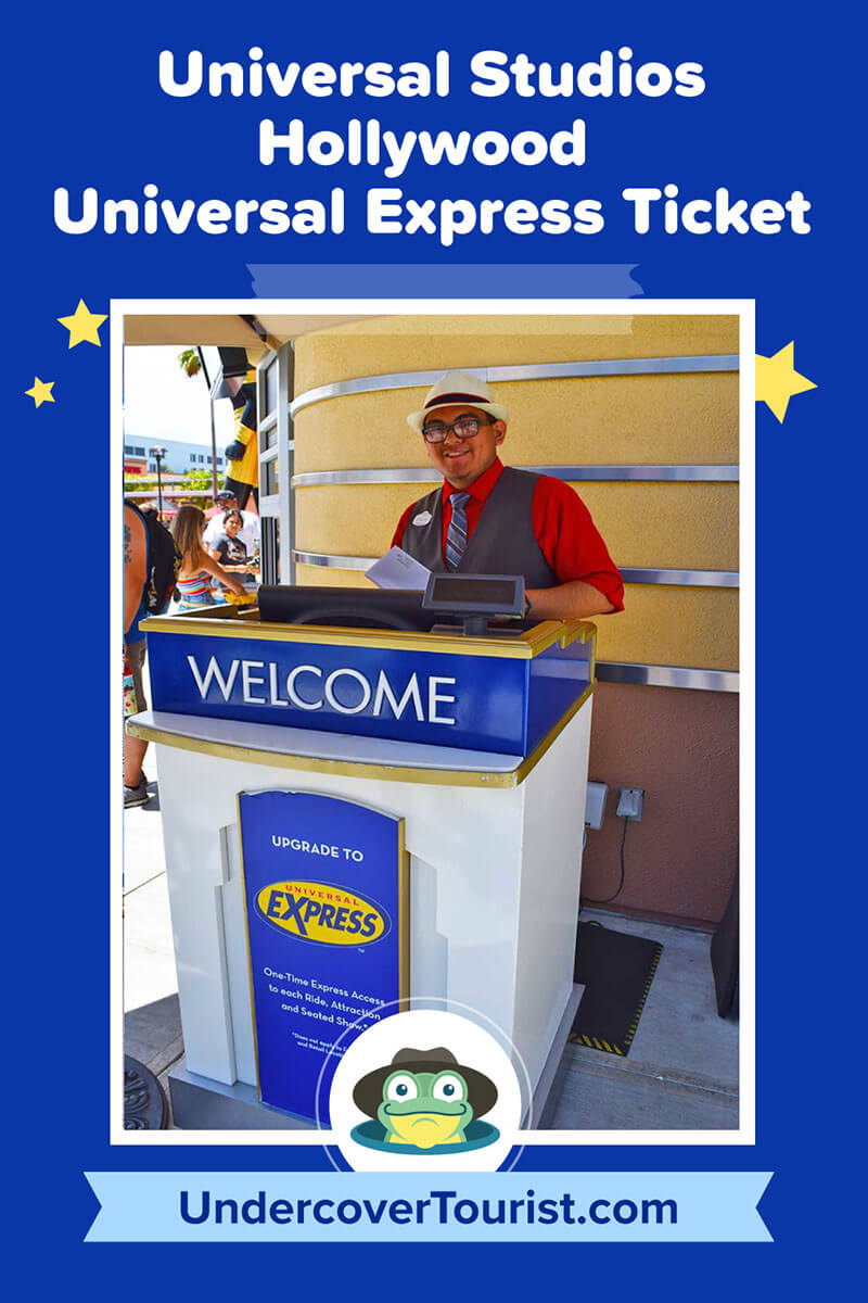 When To Use Universal Studios Hollywood Express Pass