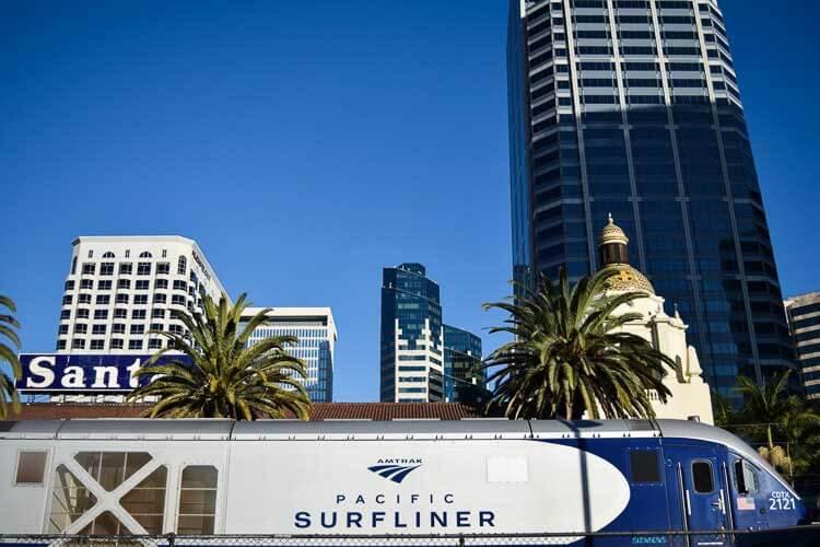 Transportation to and Around San Diego