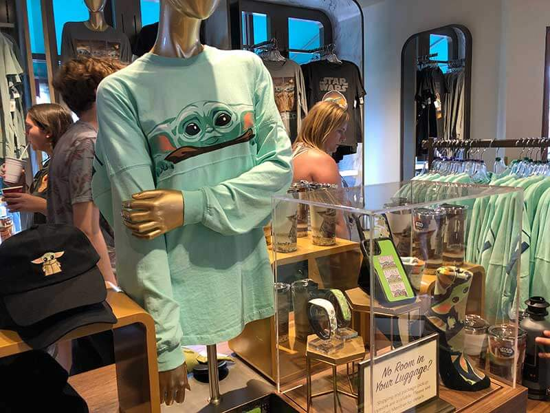 How to Get Your Baby Yoda Fix at Disney's Hollywood Studios