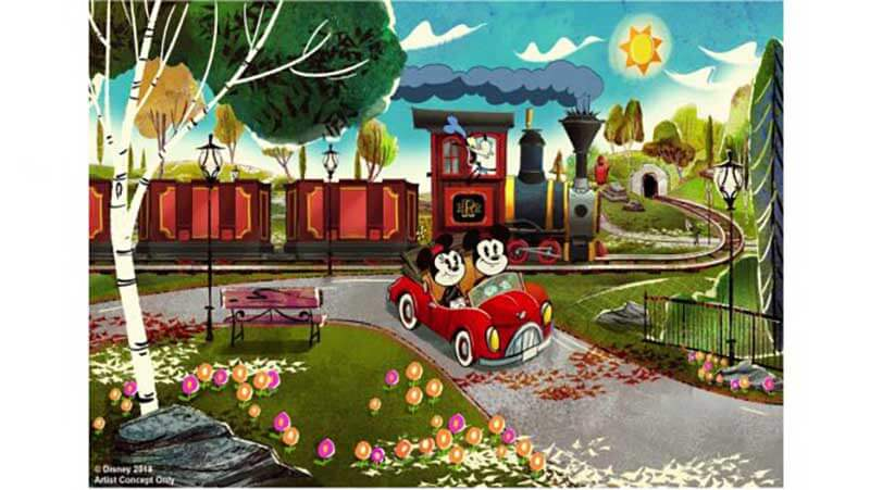 All Aboard! Mickey & Minnie's Runaway Railway Will Open as Tier 1 FastPass+ Option on March 4