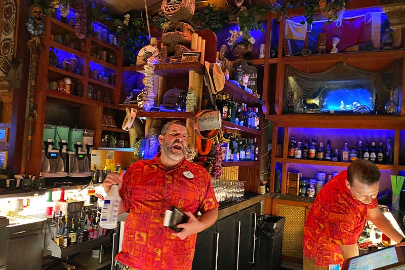 Our ∼Frogtastic∼ Guide to Cruising into Trader Sam's Enchanted Tiki Bar at Disneyland