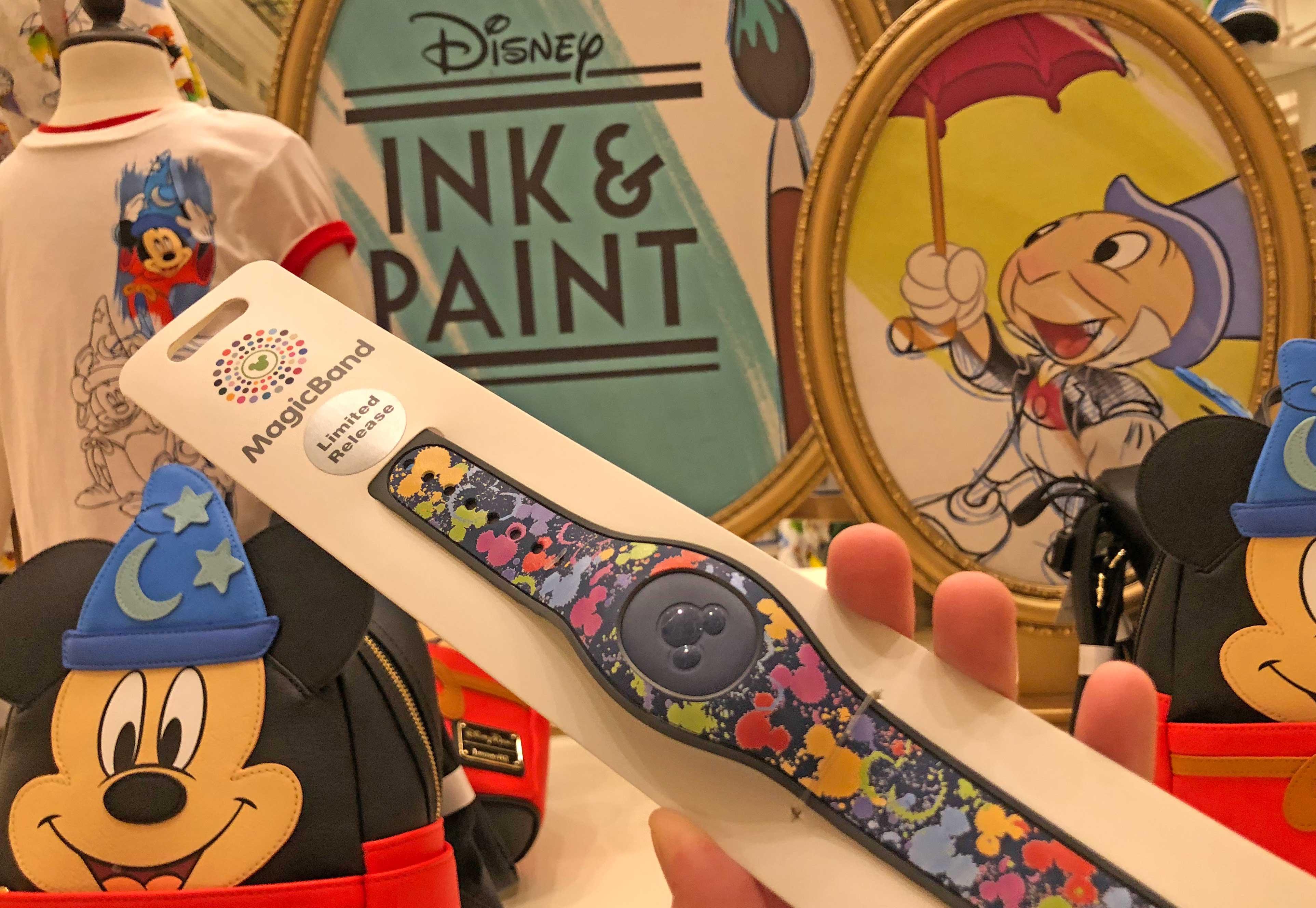 Disney Soft Touch Magnet Walt Disney World Letters