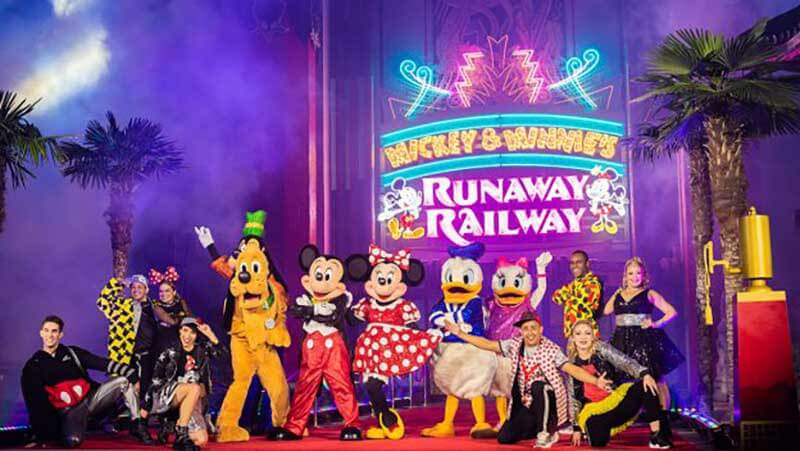 Choo, Choo! Mickey & Minnie's Runaway Railway Now Open at Disney's Hollywood Studios
