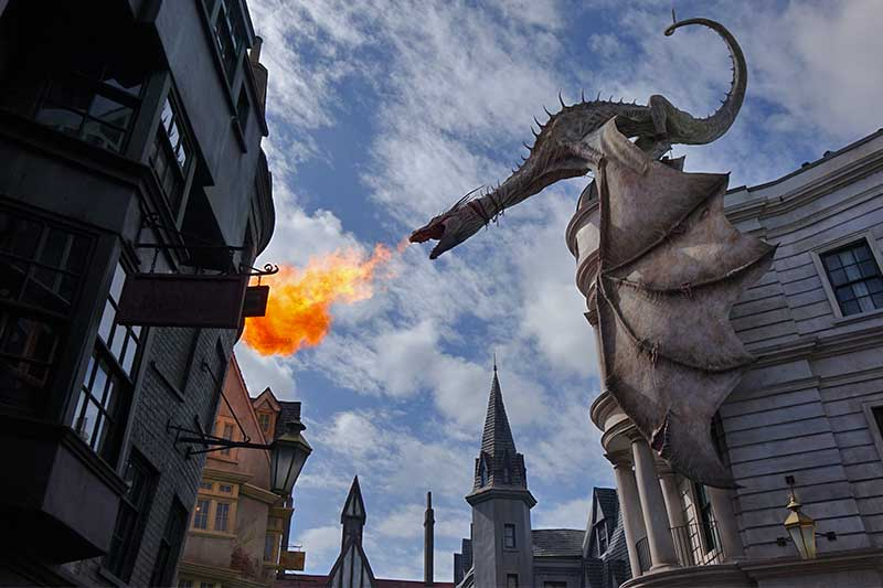 The Universal Studios Hollywood Fan's Guide to Universal Orlando Resort