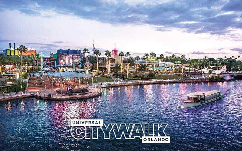 Welcome Back, 'Epicenter of Awesome!' Universal Orlando CityWalk Now Open on a Limited Basis