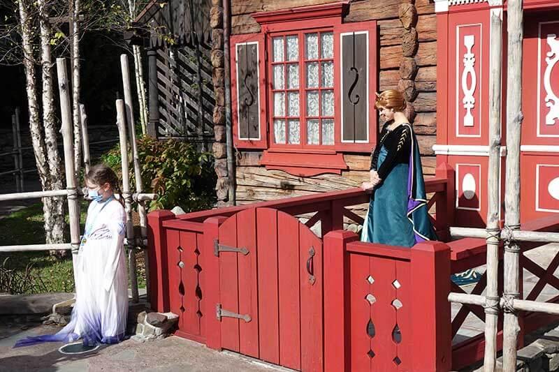 The Best Ways to Meet Anna and Elsa at Walt Disney World