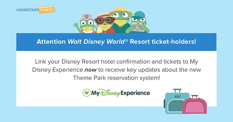 Disney Introduces New Reservation System - Here Is What You Need to Know!