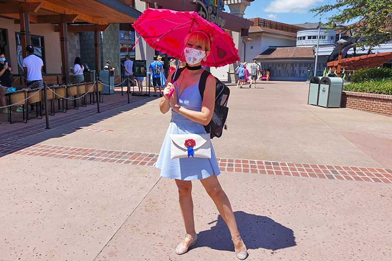 ~Hopful~ Tips for Wearing Masks at the Theme Parks
