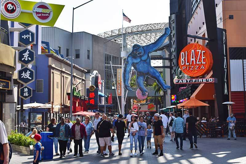 Our Hip, Hoppin' Guide to Universal CityWalk Hollywood