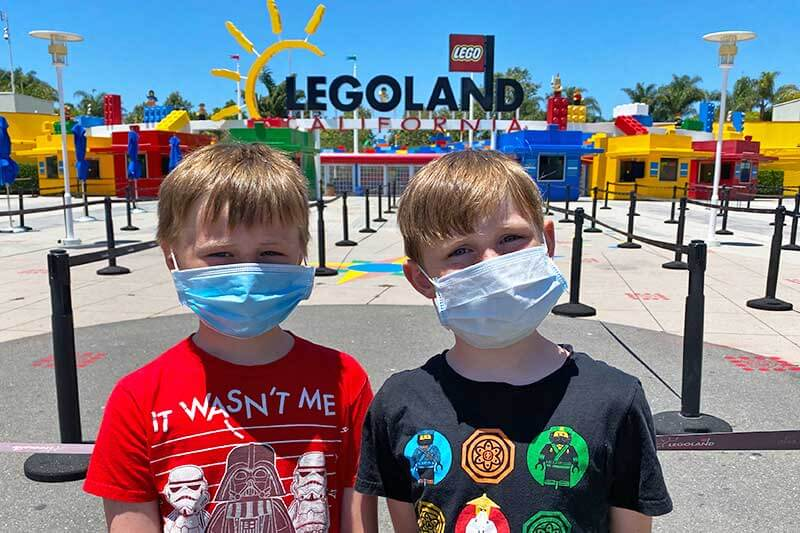 Legoland California Christmas 2020 LEGOLAND California Reopening   What You Need to Know