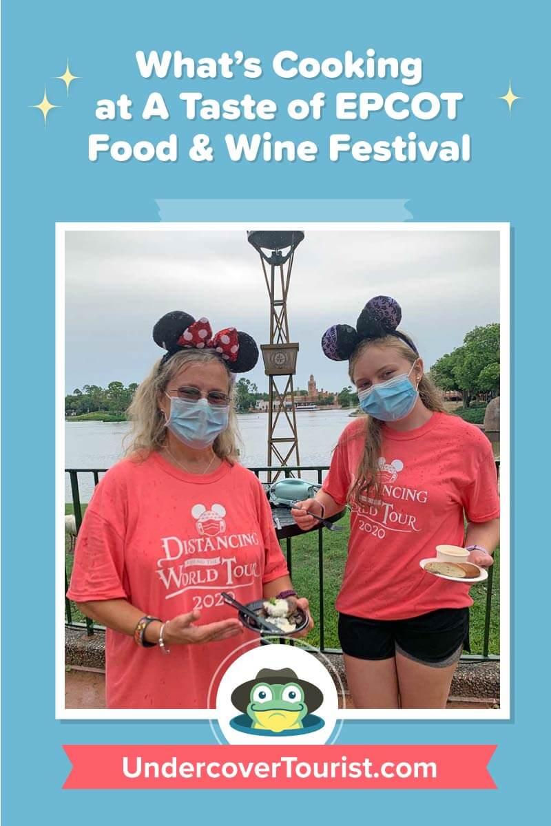 EPCOT 2019 Food And Wine Festival Passport With Stickers Disney World WDW F/&W