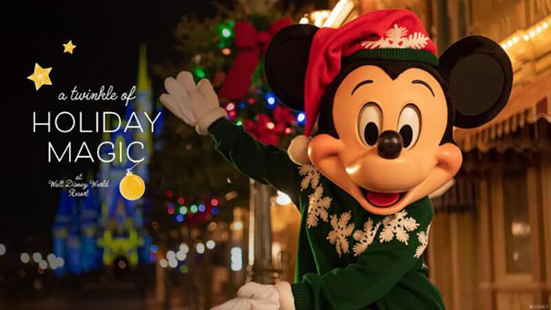Christmas 2020 Events Guide to Walt Disney World Resort Christmas Events