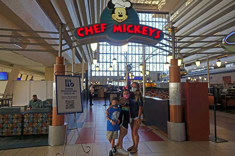 The Ins And Outs Of Disney World Dining Reservations