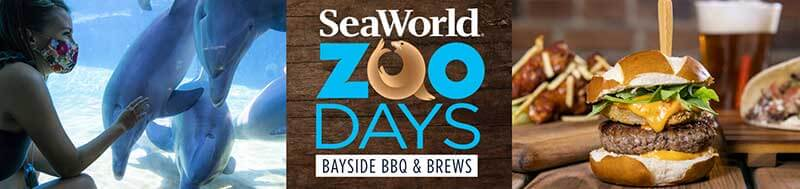 SeaWorld San Diego Now Open for Zoo Days