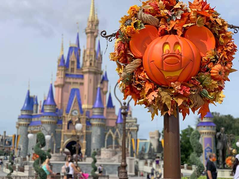 2020 Walt Disney World Halloween Vacation Our Spooky Guide to This Year's Halloween Events at Disney World
