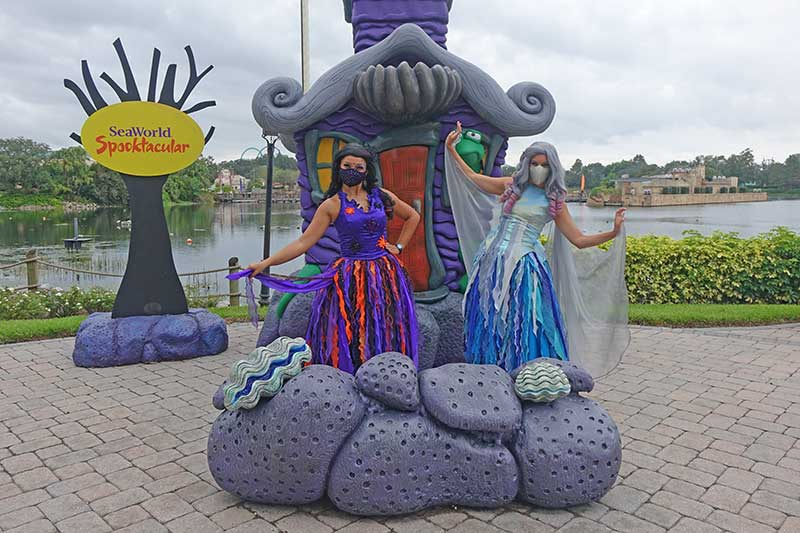 Let Us Count the Reasons We Love SeaWorld's Halloween Spooktacular