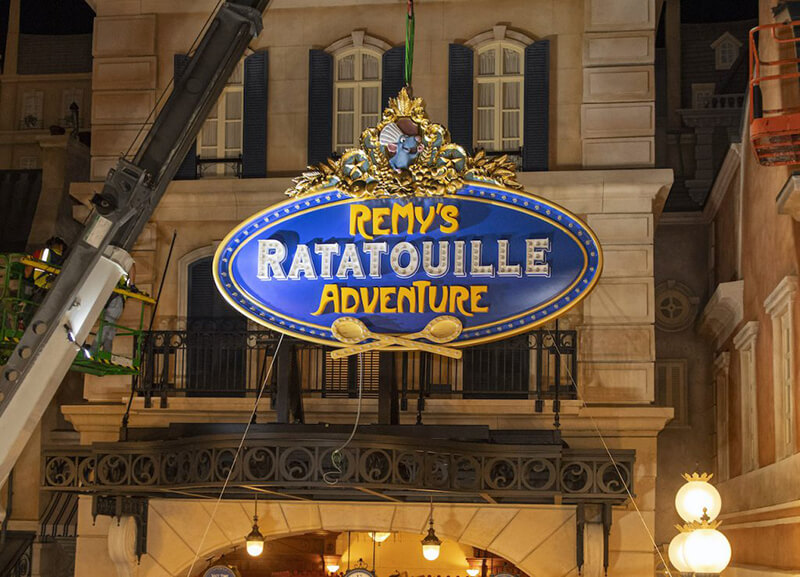 Remy's Ratatouille Adventure Will Debut at Epcot in 2021 ... Here's What Else Is Opening at Disney World